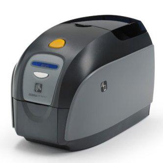 Zebra Plastikkartendrucker ZXP 1 PN:Z11-000C0000EM00
